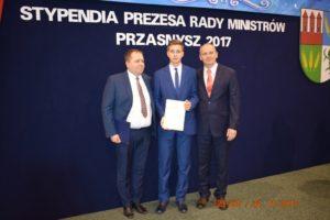 Stypendium Prezesa Rady Ministrów 2017 1