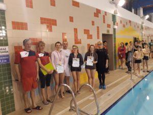 Amatorskie Mistrzostwa Gminy  w Pływaniu