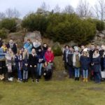 Lekcja w Ogrodzie Botanicznym PAN w Powsinie