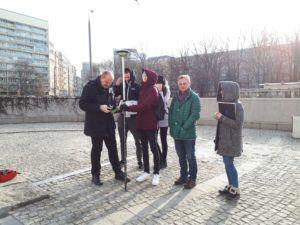 Zajęcia na Politechnice Warszawskiej
