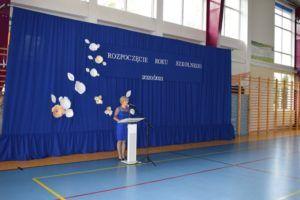 Rozpoczęcie roku szkolnego 2020/2021 w ZSP w Chortzelach