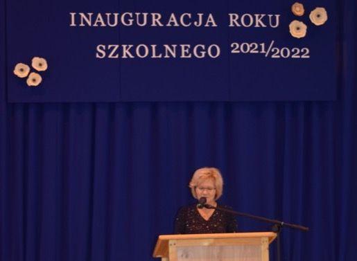Rozpoczęcie roku szkolnego 2021/2022 1
